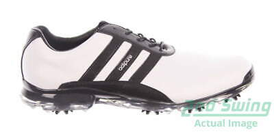 new product e3a89 75153 New Mens Golf Shoe Adidas Adipure Classic Medium 11 WhiteBlack MSRP 170  Q44839