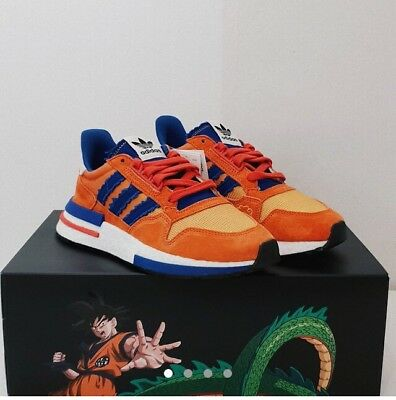 ef053e412 ... adidas originals dragon ball z ADIDAS ORIGINALS X Dragon Ball Z ZX 500  RM Son Of Goku Size 6 UK .