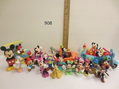 Classic Disney  Action Figures Mickey Minnie - CHOOSE - Shipping Discount on 2+