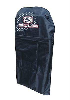 Sola Sport Aquatique Phase Double Bodyboard Sac Transport Noir