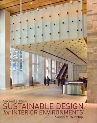 Sustainable Design for Interior Environments Second Edition 9781609010812