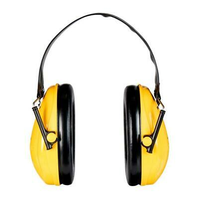 Casque antibruit 3M™ PELTOR™ Optime™ I H510F-404-GU - Jaune- Serre-tête pliable