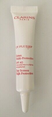 20 ×10m CLARINS UV Plus Day Screen High Protection SPF40