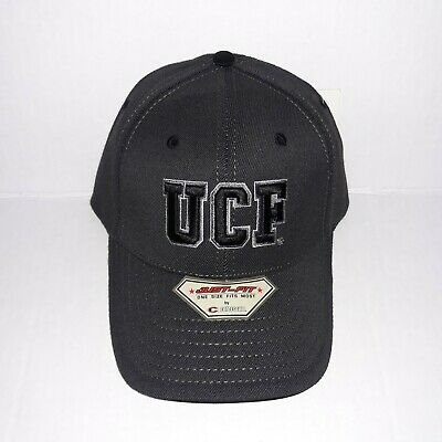 d6f92962 UCF University Of Central Florida Knight 3D Embroidered Hat Flexfit Fitted  Cap