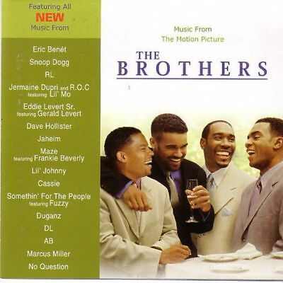 THE BROTHERS ~ Movie Soundtrack ~ CD Album ~ Like New ~ FREE POST!