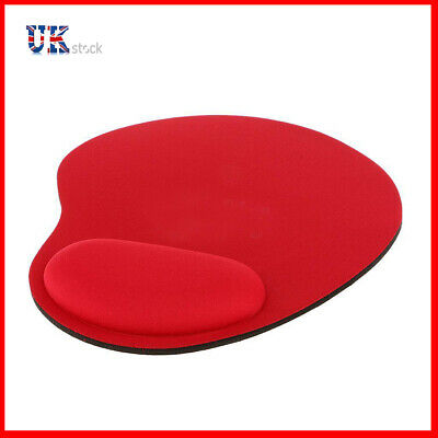 Anti-ship Mouse Mat Pad With Wrist Support Rest Work PC Laptop Gaming Ergonomic