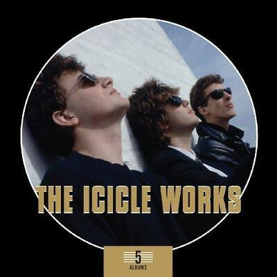 The Icicle Works - 5 Album Box Set (NEW 5 CD BOX)