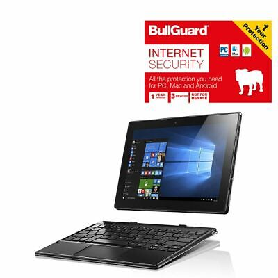 "Lenovo MIIX 310 10.1"" 2in1 Laptop AtomZ8350 2GB RAM 32GB With BullGuard Grade C"