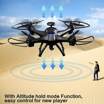 Wifi Drone With 2MP HD Camera GPS Quadcopter 6-Axles RC QuadcopterES