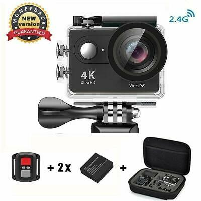 Action Kamera WIFI Ultra FHD 4K Helm Kamera Cam Sports Camera Touchscreen