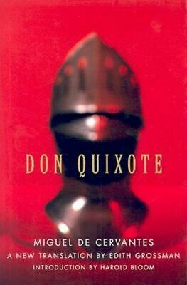 NEW Don Quixote By Edith Grossman Hardcover Free Shipping