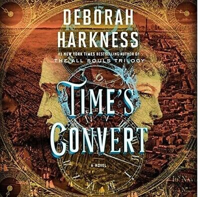 Time's Convert A Novel by Deborah Harkness AUDIOBOOK (e-Delivery)