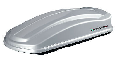 Box 630, Box Roof Abs, 630 L - Silver Polished Nordrive