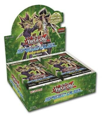 Yu-Gi-Oh! Arena of Lost Souls 36 Booster Display Deutsch 1. Auflage Neu & OVP