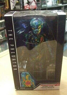 Predator 2018 Thermal Vision Predator  7 inches Scale Action Figure by Neca