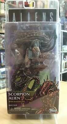Aliens Series 13 Scorpion Alien  7 inches Scale Action Figure by Neca 2019