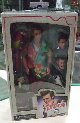 Ace Ventura Pet Detective 8 inches Clothed Action Figure by NECA 2019