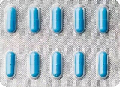 10 Herbal 550Mg Blue Sofort Sexpillen Potenzpillen Strong Potenzhilfe Sildafast
