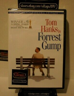 Forrest Gump  NEW DVD FREE SHIPPING!!!