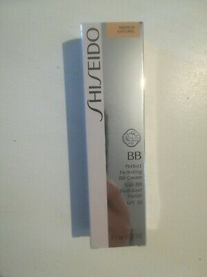 Shiseido Perfect Hydrating BB Cream SPF 30, Medium Naturel, 30ml 1.1 Ounce