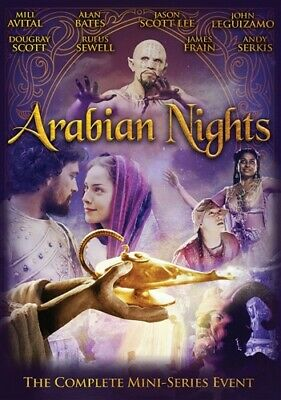 ARABIAN NIGHTS THE COMPLETE MINISERIES EVENT New Sealed DVD