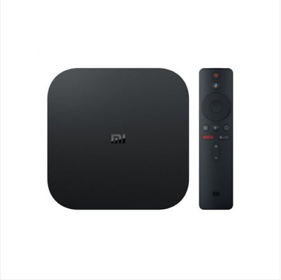 Xiaomi Mi Box S TV Box 4K Ultra HD 2GB 8GB Android 8.1 Quad Core Negro