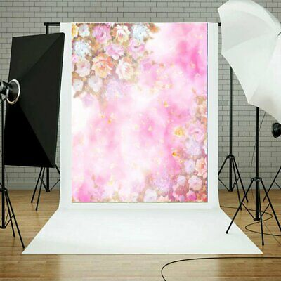 Photography Backdrop 1.5*2.1M Rose Photographic Background Cloth For Studio YF
