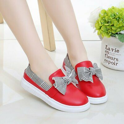 Girl's casual shoes fashion bow tie  I3