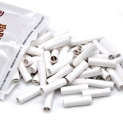 RAW PRE ROLLED Natural Cigarette Filter Paper Tips (150Pcs) **Free Shipping** W8