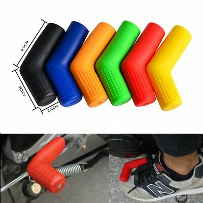 Motorcycle Gear Shift Lever Cover Rubber Sock Boot Shoe Protectors For KTM Honda