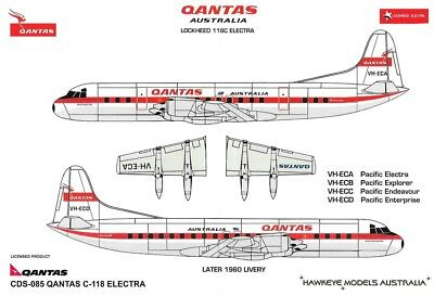 1/144 QANTAS DECALS