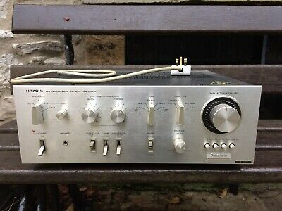 Hitachi Ha-5300 Vintage Stereo Amplifier