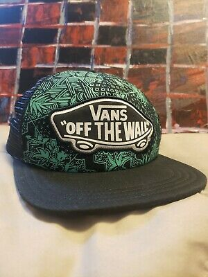 f1f258766c5a VANS OFF THE Wall Wicker snap back hat -  8.50
