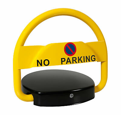 Automatic Parking Barrier With Remote Control - Battery Lampa