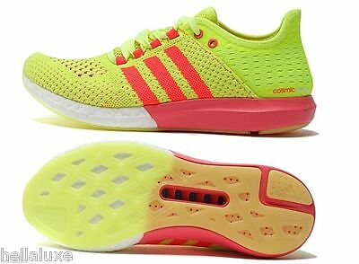 best website 318c9 d0727 NEW~Adidas CLIMACHILL COSMIC BOOST Running gym energy Shoes response~Womens  sz 8