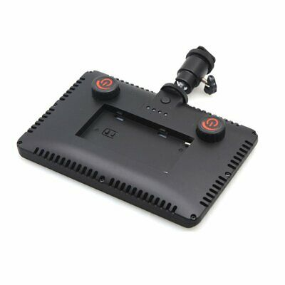 192 LEDs Video Light Portable Camera Photo Light Panel Dimmable for Camera FR