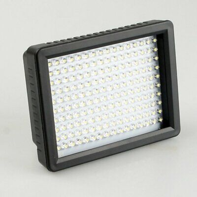 160 LEDs Video Light Portable Camera Photo Light Panel Dimmable for Camera CL