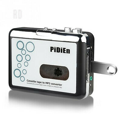 Cassette Player Usb To mp3 Converter Capture Save Flash Drive directly No...
