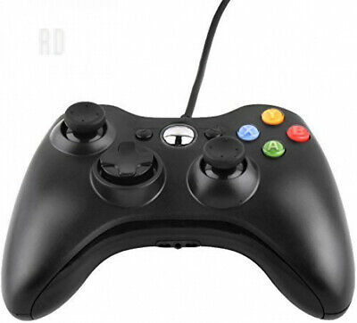 JAMSWALL Game Controller Gamepad USB Wired Shoulders Buttons Ergonomic...