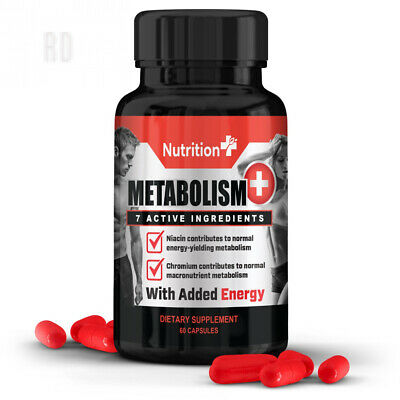 Metabolism Plus - 2 Free Gifts With Every Order - Weight Loss Management For...