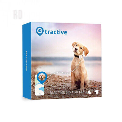 Tractive Dog GPS Tracker –Lightweight and waterproof dog tracking device...