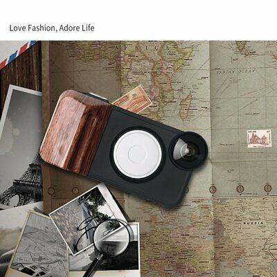 Professional 180 Degree Fisheye Wide-angle Lens Phone Case For iPhone6/7/8 YF