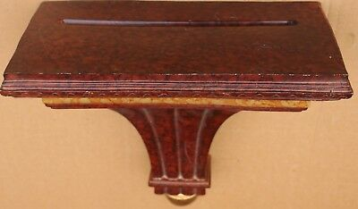 Good Looking And Very Decorative Wall Shelf Bracket Ideal To Display Clock