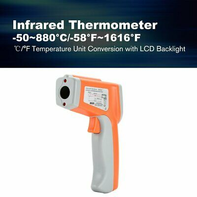 DT8880 Digital Handheld LCD Infrared Thermometer TemTYrature Gun Non Cont TY