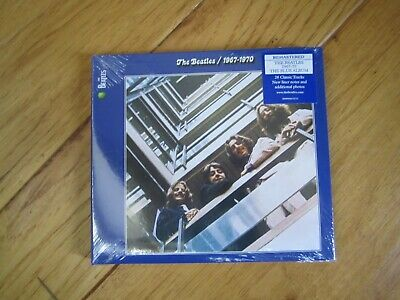 BEATLES 1967-70 The Blue Album 2CD set