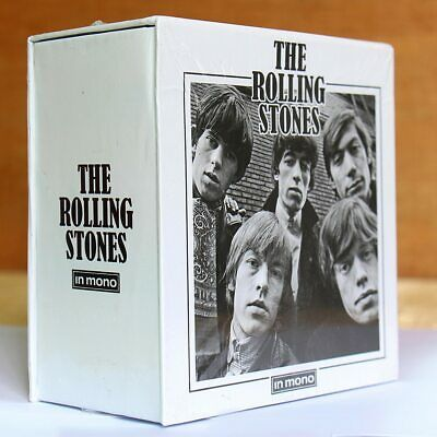 The Rolling Stone In Mono 15CD Box Set Factory NEW SEALED Version High Quality