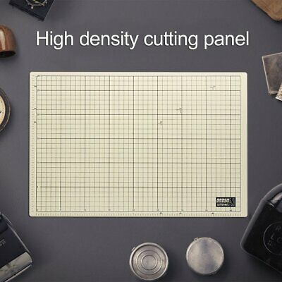 A3 PVC Sewing Cutting Mats Office Students Reversible Engraving Cutting Bo PQ