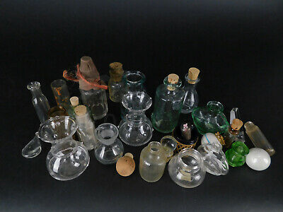 ONCE UPON A TIME TV Seies Prop Set of Potion Bottles (OUAT4275)