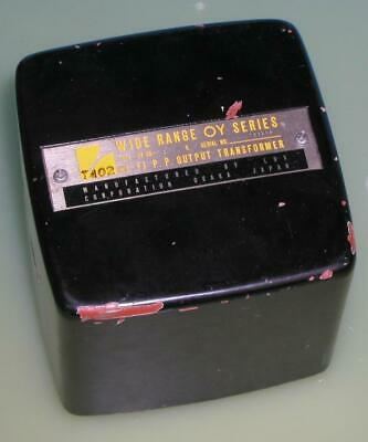 LUX   AUDIO OUTPUT  transformer  MODEL OY-36