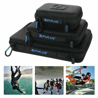 PULUZ For Go Pro Accessories Waterproof Carrying Case Portable Medium Bag ❃⚡✤